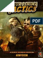 Neuroshima Tactics Army Book