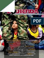 Revista Izquierda N°42, Marzo de 2014