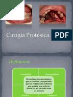 Cirugía Protésica