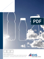 Solutions for Design and Production of Plastic Bottles
