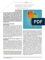 Falling Inequality in Latin America- Policy Changes and Lessons