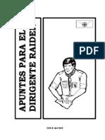 Apuntes Para El Dirigente Raider