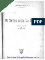 Pe Augusto Ferretti_Os Santos Anjos Da Guarda