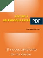 COSTOS II UN ENFOQUE ESTRATÉGICO-ii