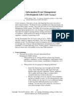 Security InformationEvent Management Development