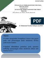 Slide Jurnal Reading