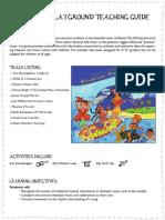 Hawaiian Playground Teaching Guide