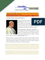 El Concilio Vaticano II y Latinoamérica Prim era Unidad (Pens. Teològico)