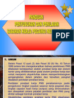 3. Slide Penyusunan Skp