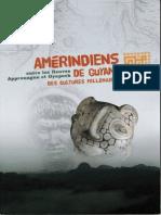 Amérindiens de Guyane des cultures millénaires