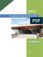 Plan de Capacitacion 2012 CGE