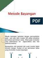 Metode Bayangan