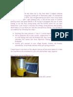 Solar Details Export