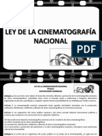 Ley de la Cinematografia Nacional Venezuela 2005 VIGENTE.pdf