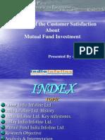 Matual Fund Investment