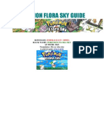 Pokemon Flora Sky Guide (English) 2