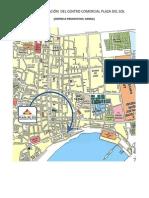 Planos Plaza Del Sol Huacho