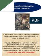 185cuantos Anos Permanecio Adan en Santidad