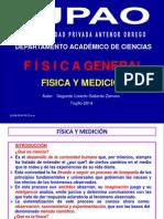 1-FÍSICA Y MEDICIÓN