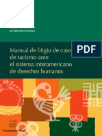 Manual Litigio Racismo