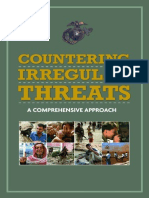 144565287 Countering Irregular Threats USMC