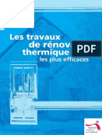 Guide Renovation Thermique