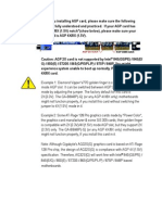 Motherboard Manual 8i848p g e