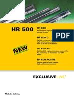 HR 500