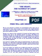 Universal Buddah4-Free Will and Energy