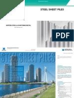 Bentuk, Dimensi Dan Cara Pemasangan Sheet Pile