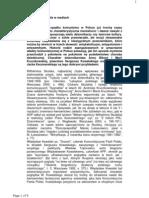 """""""Czerwone dynastie w mediach"""" by Prof Jerzy Robert Nowak, Nasz Dziennik, 2007 Nr. 16"""