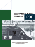 2008 UPRISING in TIBET Chronology and Analysis - DIIR - Norzin Dolma