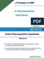 Active Pharmaceutical