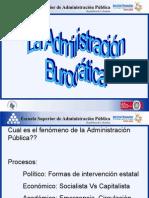 El Modelo Burocratico 1
