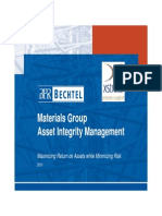 AIM - Asset Integrity Management Engineering