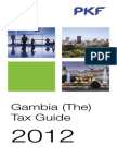 Tax Guide Gambia