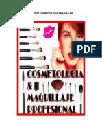 Maquillaje y Cosmetologia Curso
