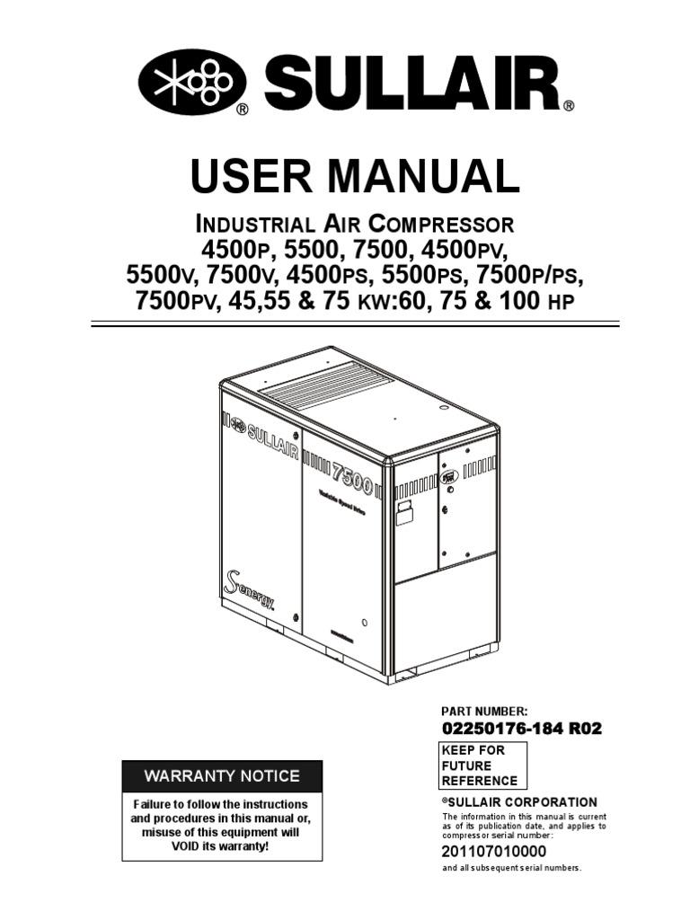 sullair 185 parts manual daily instruction manual guides u2022 rh testingwordpress co sullair 185 service manual sullair 185 maintenance manual