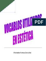 I MAS E LIBRO4 08 VOL11 Vocabulario Cosmetico