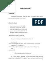 Ciment Sclivisit