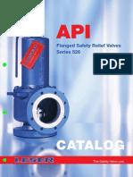 Leser API Series 526 - Safety Relief Valve