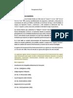 Transparencia Fiscal en Venezuela y Latinoamerica