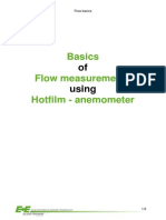 Principles of Flow Measurement