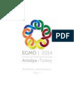 Rezolvari EGMO 2014 Ziua 2