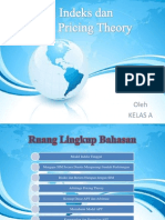 Model Indeks dan Arbitrage Pricing Theory fix kelas a.pptx