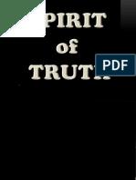 Spirit of Truth