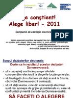Dezbateri Noua 2011
