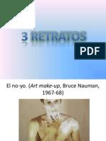 3 retratos