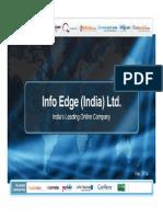 Info Edge Feb-2014
