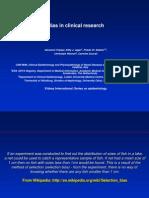 Bias in Clinical Research (Pertemuan 10&11)